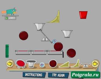 Картинка к игре Перри: цепная реакция