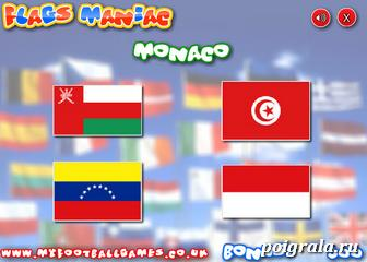 Картинка к игре Тест: знание флагов мира