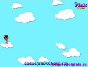 Картинка к игре Доктор Плюшева на облаках