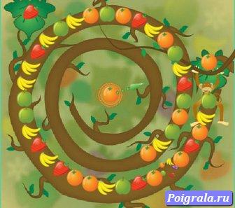Картинка к игре Фруктовая зума