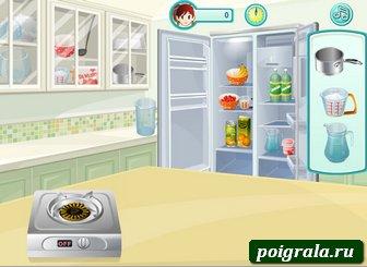 Картинка к игре Кухня Сары, фруктовый пунш