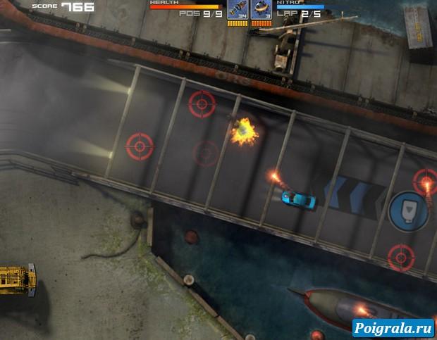 Картинка к игре Full auto mayhem