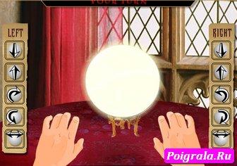 Картинка к игре Гарри Поттер и волшебный шар