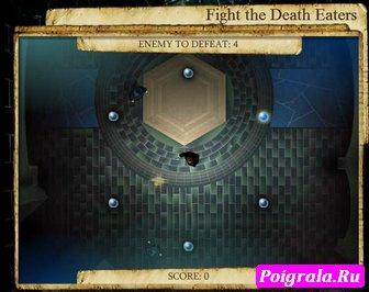 Картинка к игре Гарри Поттер и пожератели смерти