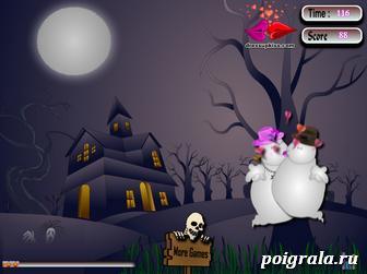 Картинка к игре Поцелуй призраков