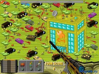Картинка к игре Снайпер против зомби