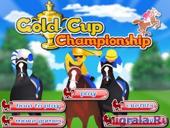 Игра Чемпионат по скачкам на лошадях