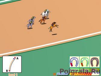 Картинка к игре Чемпионат по скачкам на лошадях