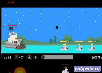 Картинка к игре Сражение на лодках