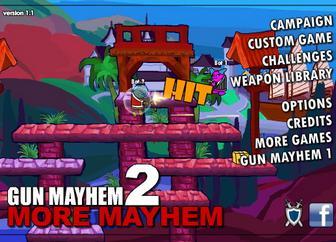 Игра Опасное оружие 2