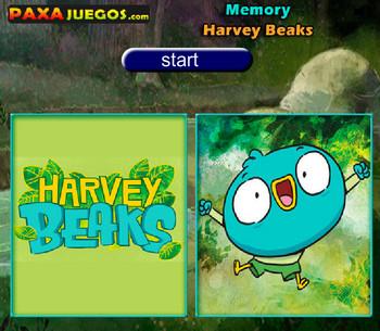 Игра Харви Бикс, угадай картинки