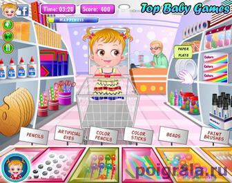Картинка к игре Малышка Хейзел рукодельница