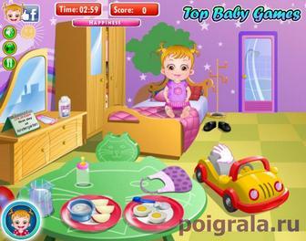 Малышка Хейзел в детском саду картинка 1