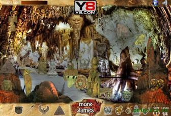 Игра Скрыто в пещере