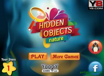 Игра Скрытые объекты