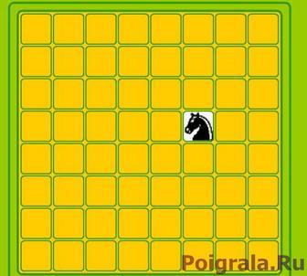 Картинка к игре Ход конем