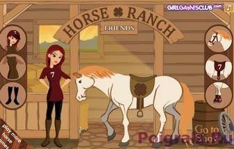 Картинка к игре Лошадиное ранчо