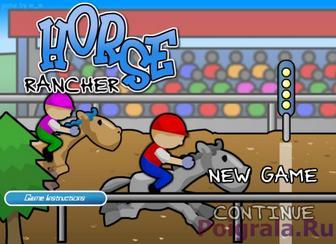Игра Лошадиное ранчо 2
