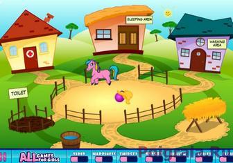 Картинка к игре Лошадиная ферма