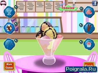 Картинка к игре Придумай мороженое