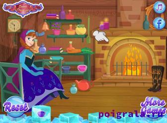 Картинка к игре Холодное сердце, любовный элексир