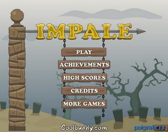 Игра Impale