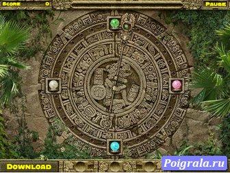 Игра Зума храм инков