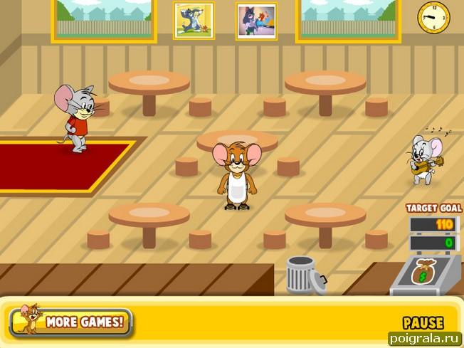 Картинка к игре Кафе Джерри