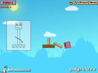 Картинка к игре Майнкрафт, блоки