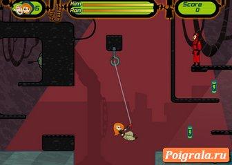 Картинка к игре Ким 5 с плюсом в подземелье