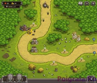Картинка к игре Kingdom Rush