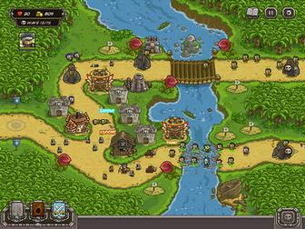 Игра Kingdom Rush 2 Frontiers