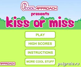 Игра Kiss or miss