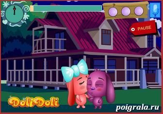 Картинка к игре Поцелуй Тото