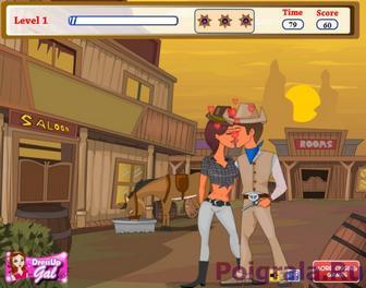 Картинка к игре Поцелуй вне закона