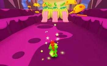 Картинка к игре Путешествие Кизи в 3D