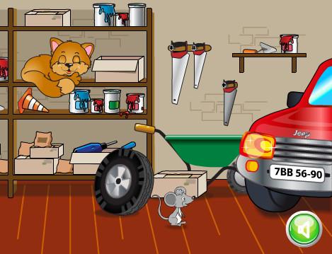 Картинка к игре Кошки мышки