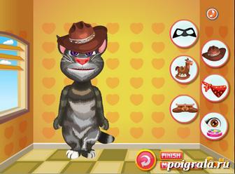 Картинка к игре Стиль кота Тома