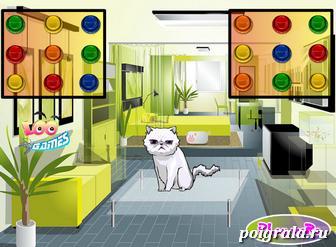 Кот пукает картинка 1
