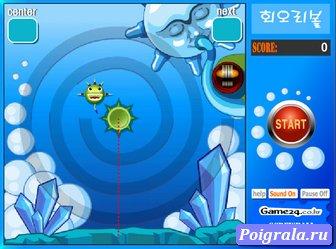 Картинка к игре Зума хрустальные шарики