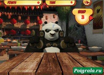 Картинка к игре Удар Панды
