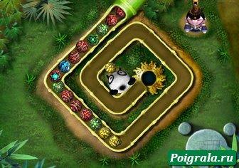 Картинка к игре Кунг фу панда зума