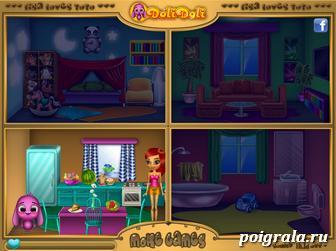 Картинка к игре Лиза любит Тото