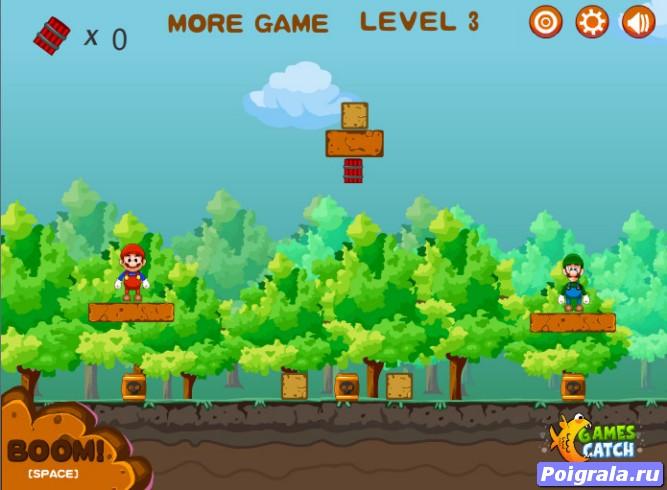 Картинка к игре Взорви Марио