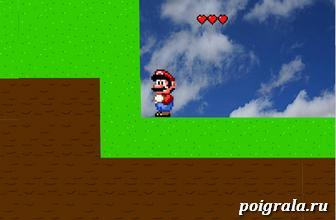 Картинка к игре Марио крафт
