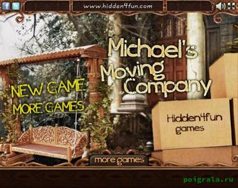 Картинка к игре Michaels moving company