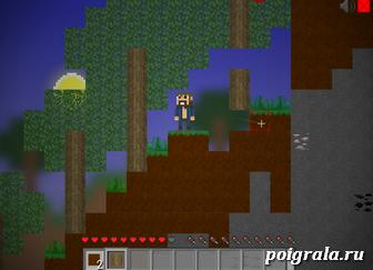 Картинка к игре Блоки майнкрафта