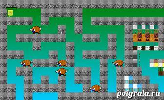 Онлайн игра майнкрафт картинка 1