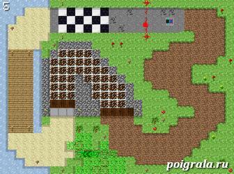 Картинка к игре Майнкарт