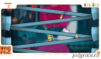 Картинка к игре Миньон пожарник